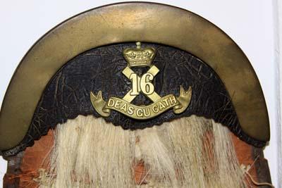 16th Battalion (Canadian Scottish) Sporran
