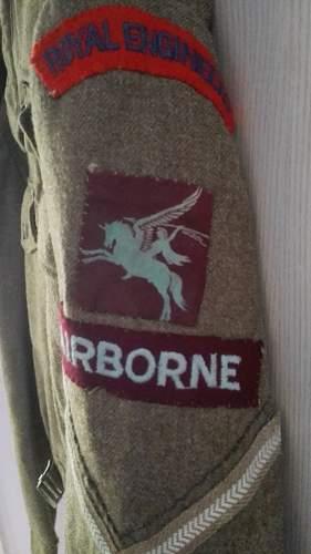 1942 British Airborne BD