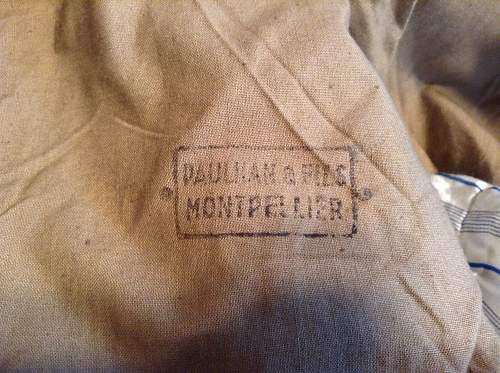 French WW2 overcoat?