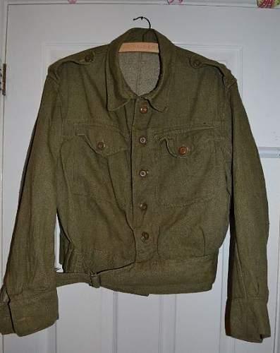 "1945 overalls ""Denim"""