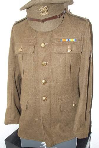 Pattern 1902 tunic, 5th modification (AKA 1922)