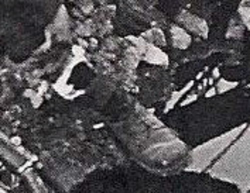 British army 1925 dated boots