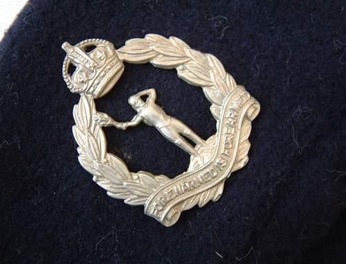 RAF (OBSERVER CORPS) Battledress trousers 1943.