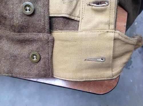 Interesting 1949 pattern BD Blouse