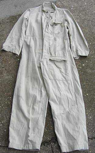 Tropical tank suit