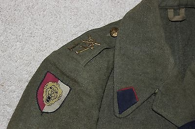 Anyone have info on this Belgian uniform and beret?
