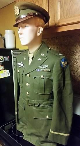 Eagle Squadron Uniform???