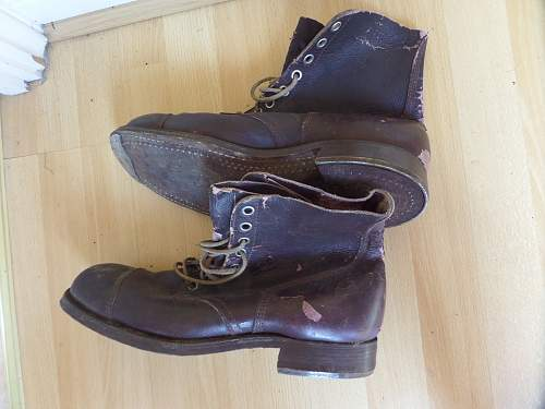Unknown boots ? help needed