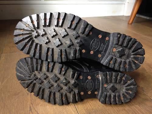 Itshide Commando Sole Boots
