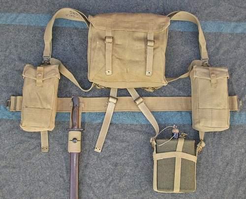 AIF 1942 tunic