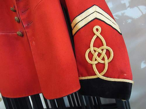 Need some help clarifying age to this old British uniform