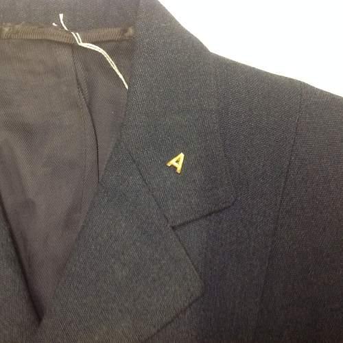 Click image for larger version.  Name:WAAF Officers Service Dress jacket.jpg Views:20 Size:212.9 KB ID:901958