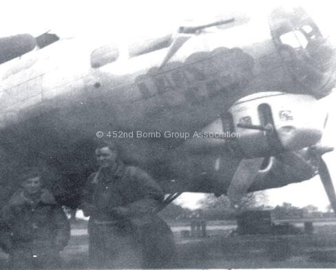 452nd Bomb Group A-2 Flight Jacket with artwork