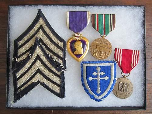 79th Infantry Division Combat Leader