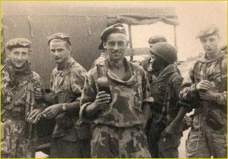 WW2 US experimental camo smock