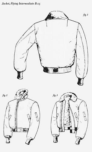 type  b15 jacket orignial ?