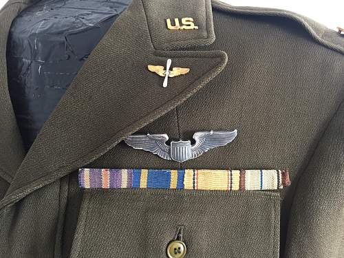 US uniform collection