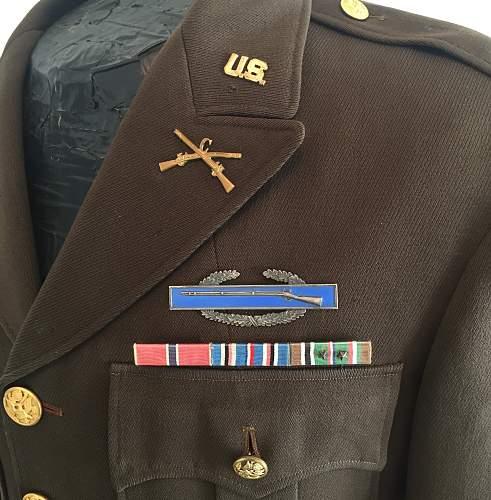US uniform collection