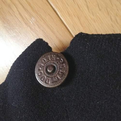 Nofolk Yeomanry cavalry breeches . c. WW1 ?