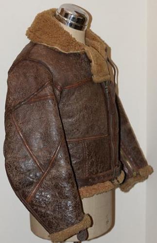 WW2 Irvin Flying Jacket (original)?