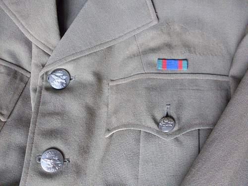 US Pilots RAF Ferry/Transport command uniform