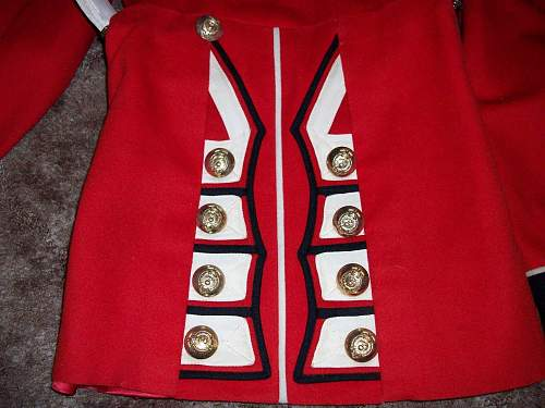 Royal Regiment of Canada Tunic