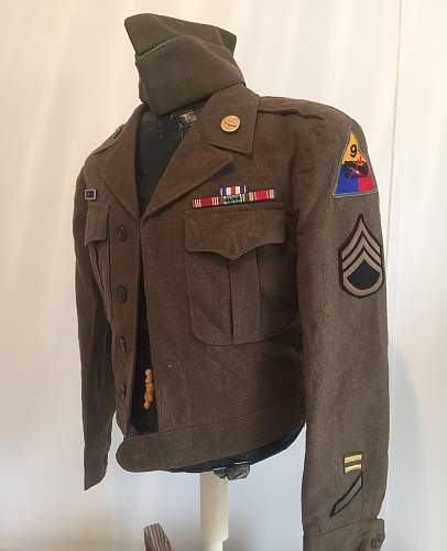 Armored uniform collection