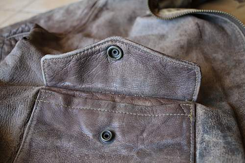Relic a2 flight jacket, opinions needed