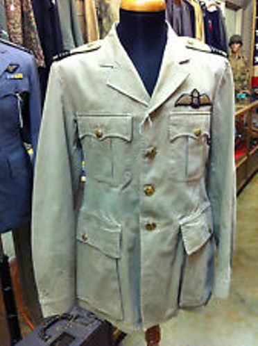 New Additions to My Collection of WW II RCAF Uniforms