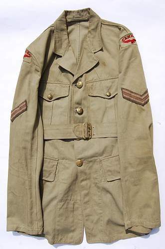 Click image for larger version.  Name:Other Ranks Corporal's Khaki Drill SD Uniform.jpg Views:111 Size:117.1 KB ID:954194