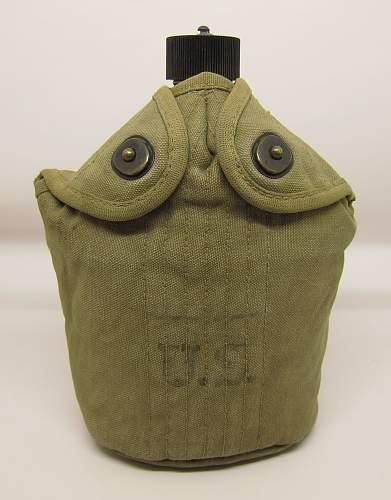 WW2 US Infantryman Uniform - D-day: 1942 - 1943 dated