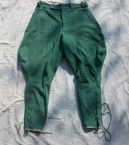 Military Riding Pants Breeches