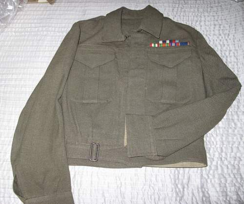 Aussie Made Major's BD blouse: 17 WDW?