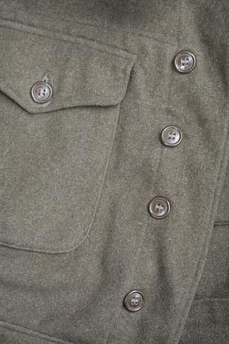 War Aid Battledress Blouse, R.A.S.C.