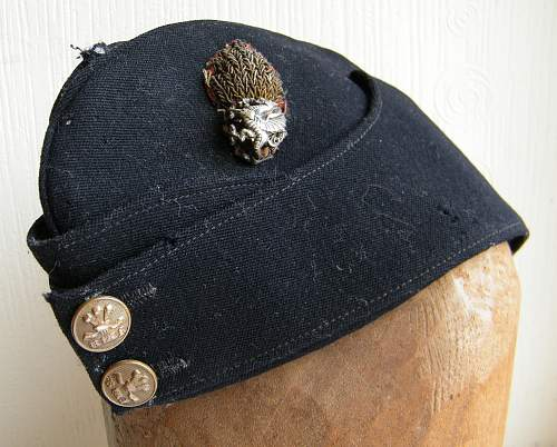 Click image for larger version.  Name:RWF officers FS cap Indian made 2.jpg Views:81 Size:319.7 KB ID:979863