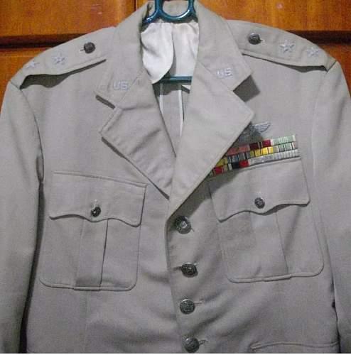Us general uniform