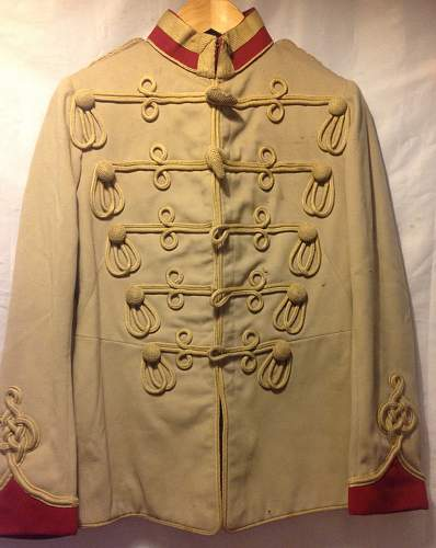 Indian Army Cavalry Dress Tunic