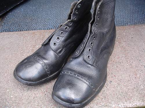 Need help please with these boots!