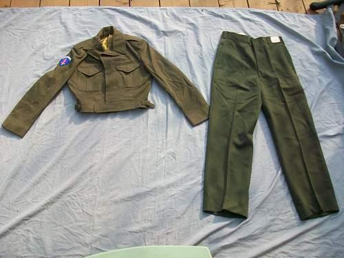 U.S. Ike Jacket