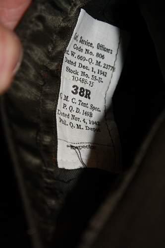 Click image for larger version.  Name:officers 4 pocket label.jpg Views:62 Size:126.1 KB ID:99344