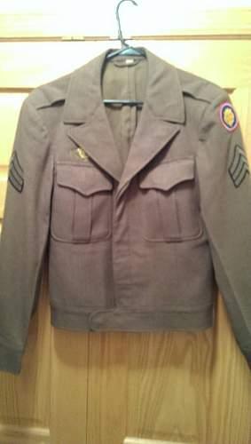 Jacket Type B14 USAAF OR