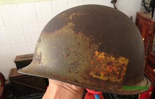 Helmet ARVN