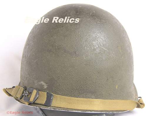 Some information on an M1 Helmet