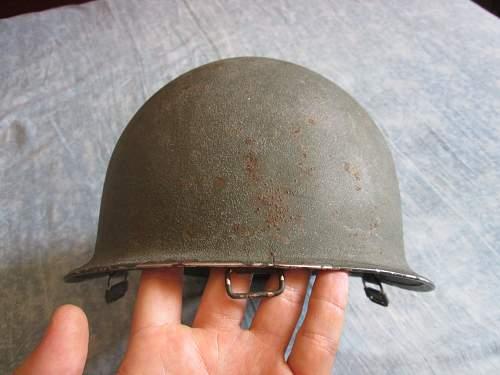 What era/year/type of m1 helmet?