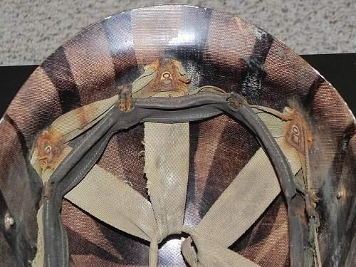 M1 Fixed Bale Medic Helmet
