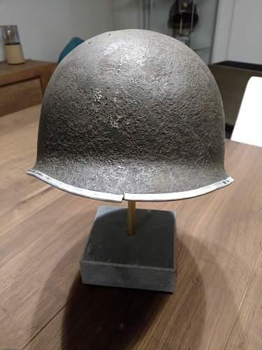 M1 ETO Officer relic?