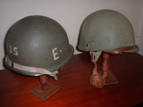 Click image for larger version.  Name:AA 1 M1 135 ENGINEERS HELMET 016.jpg Views:2430 Size:98.3 KB ID:119383