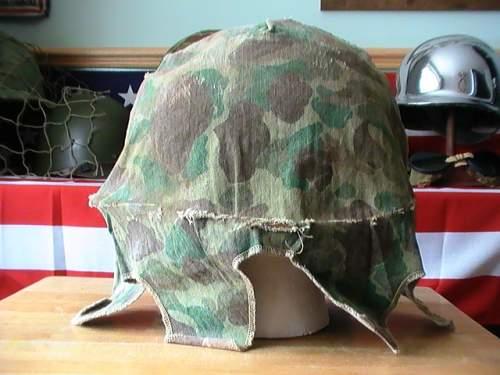 Repro WW2 USMC cover