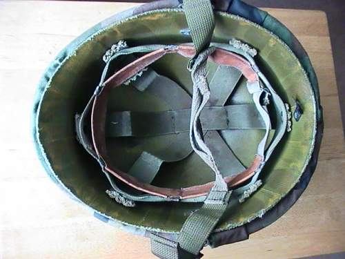 So I want to buy a US M1 helmet?