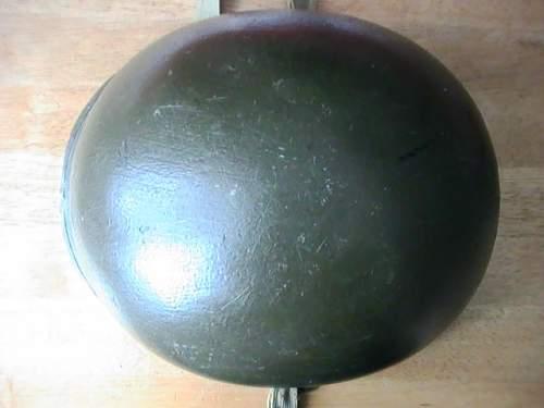My latest M-1 helmet